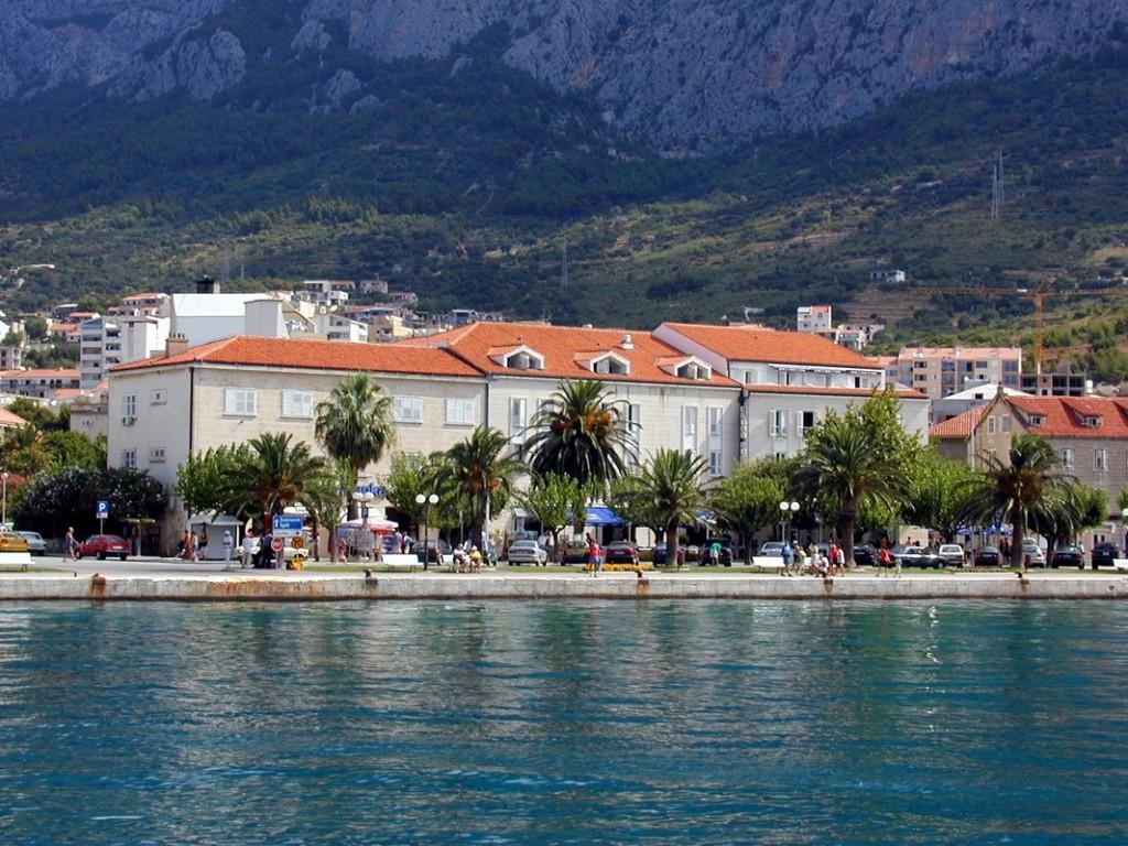 Hotel Biokovo Croatie