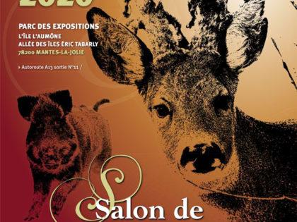 Salon de la chasse 2020 à Mantes la jolie